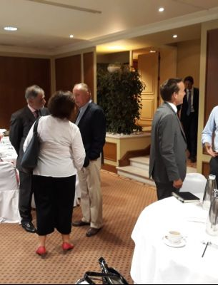 Business Breakfast with AICEP and Entreprise Ireland