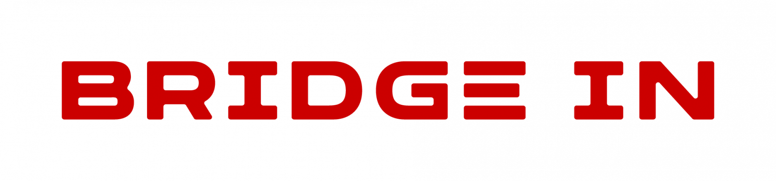 BRIDGE IN logo