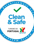 Hotels Reopening in a Covid-19 environment - Clean & Safe badge