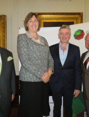 Business Breakfast with Michael O'Leary, Ryanair CEO