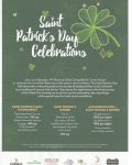 St. Patrick's Day Gala Dinner - Saturday March 14th - Torres Vedras - CANCELLED