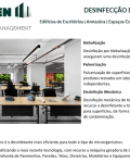 AGREEN FACILITIES MANAGEMENT - Building Disinfection